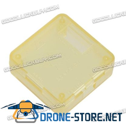 CC3D Flight Controller Protective Case Shell Protector with Screws Yellow