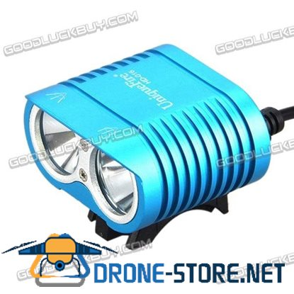 2400LM CREE XM L2 Waterproof Front Headlight Bike Lamp Bicycle Light 4 Mode LT-2L2