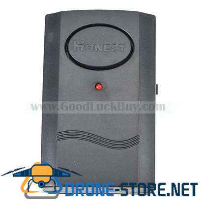 Security Door/Window Vibration Detector Burglar Alarm