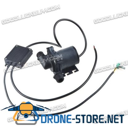 DC50F-2480A 2 Phase 24V 8L/H 1000M Brushless DC Solar Water Pump