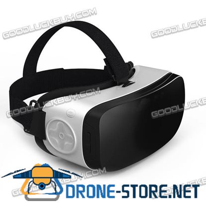 Android 5.1 Quad Core 8GB Smart 3D VR Virtual Reality Headset HD 1080P Glasses