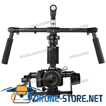 RCMOY H6 Handheld 3 Axis Brushless Camera Encoder Gimbal Stabilizer