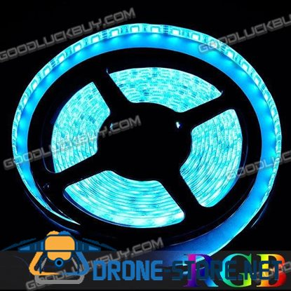 10M RGB SMD 5050 600 LED Strip Light Lamp w/Remote + Power Waterproof