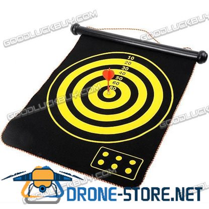 Magnetic Travel Baseball Tournament Deluxe Darts Game 15""