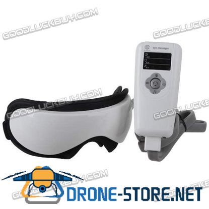 KS-3600 Air-pressure Heating Eye Massager LCD Display with Music