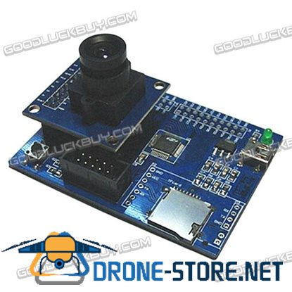 OV7670 Camera Lens Module with C8051 USB Digital Image Capture Board