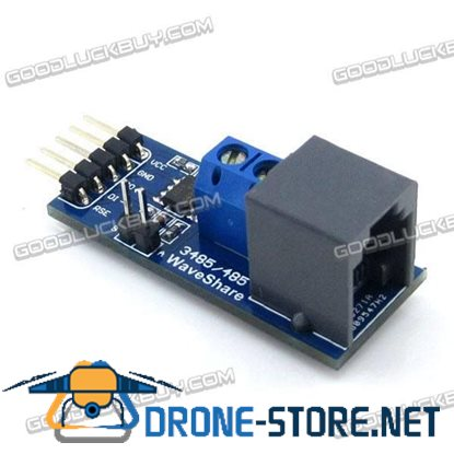 RS485 Board 5V MAX485 RS485 to UART Transceiver Converter Board Module