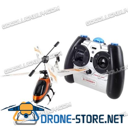 Mini Micro 3CH 3D RC Radio Control Indoor Helicopter