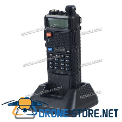 BAOFENG UV-5R Dual Band UHF/VHF Radio Transceiver 3800mah Battery Built-in VOX