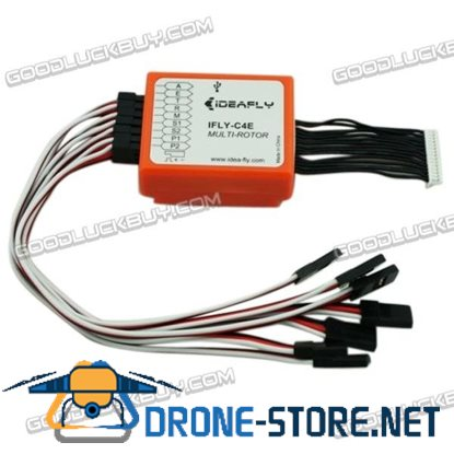 IDEA FLY IFLY-4S Multi-rotor Aircraft Flight Control Extensionable