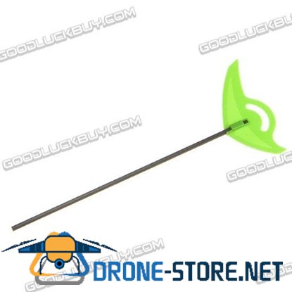 Nine Eagles 210A Parts NE4210012 Tail Boom Set (Green)