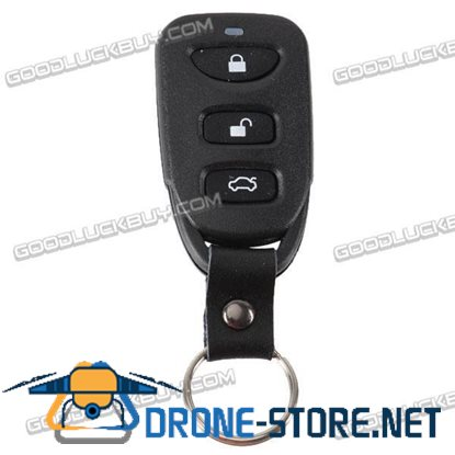 03-IA Wireless RF Replacement Remote Control Buglar for Car with Keychain