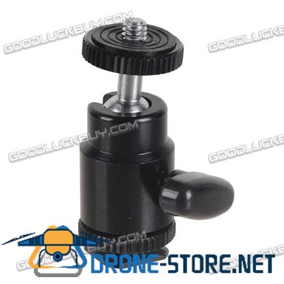 1/4'' Hot Shoe Connector Camera Mount Support Adapter for Digital Camera Monitor