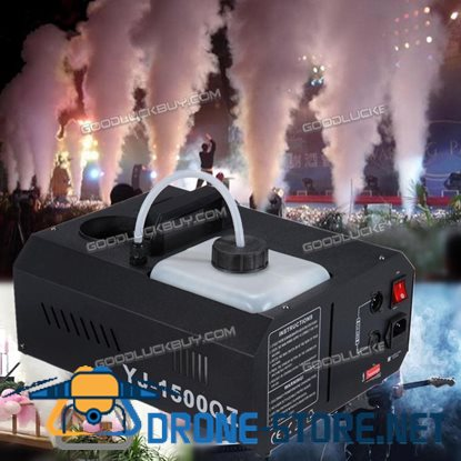 1500W Macchina DEL Fumo DMX Vertical Fogger Up Spray Up Colpo Smoke Fog Machine