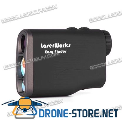 1000m 6X Waterproof Golf Hunting Laser Rangefinder Speed Measure Telescope Distance Meter