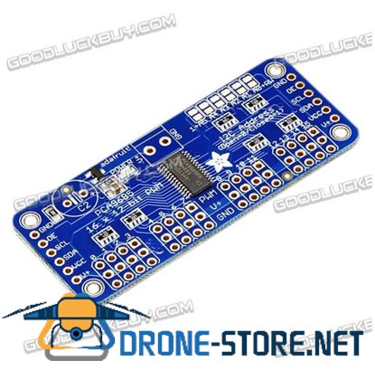 16 Channel Servo Driver Board 12 Bit PWM Motor Speed Controller for RC Models