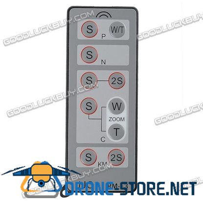 RM-E3 Wireless Infrared Remote Control for Camera Konica Minolta