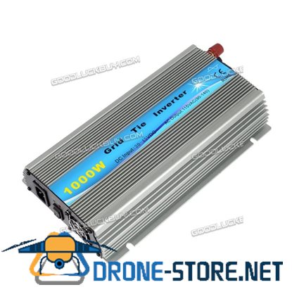 1000W Grid Tie Inverter DC20V-45V to AC110V for 60/72cells Panel SolarEpic Power