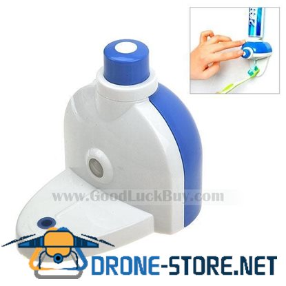Hands Free One Touch Automatic Toothpaste Dispenser