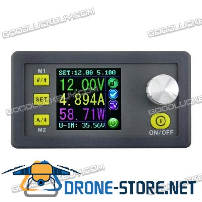 DPS3005 LCD Constant Voltage Current Step-down Programmable Power Supply Module 0-5V/0-30A