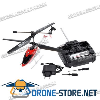 SYMA S032 Gyro Metal Frame 3 Channel Coaxial Indoor Ready to Fly RC Helicopter