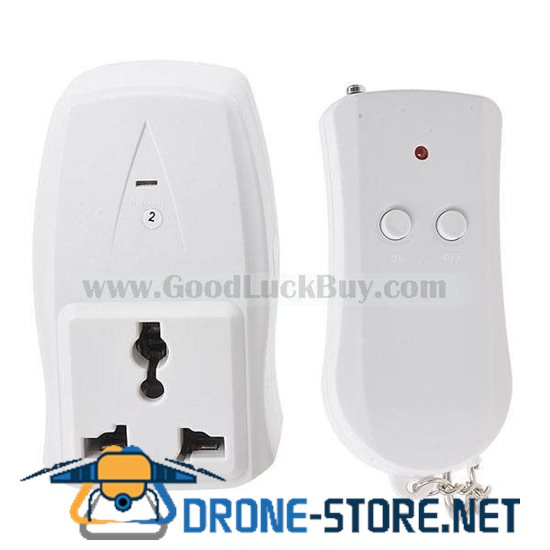 Indoor Wireless Remote System Switch 100ft Range for Electrical Devices