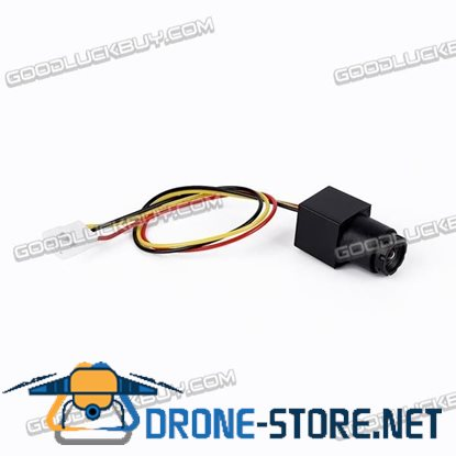 1/3 inch CMOS Mini CCTV Video Camera 520TVL NTSC 90 Degree for RC Multicopters