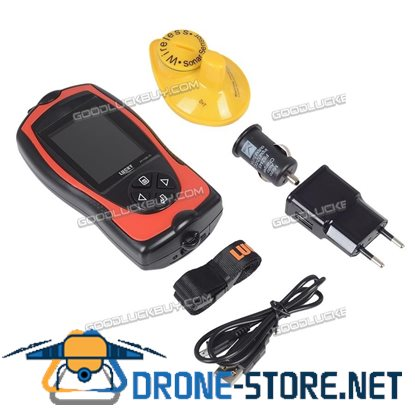 FF1108-1CW Wireless Color Screen Sonar Smart Fish Finder 300ft 100M LCD Waterproof