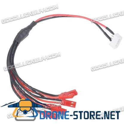 1 to 6 JST Interface Balance Charging Cable 3S for RC Multicopter