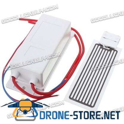 Ozone Generator Ozone Ceramic Plates DIY 10g/hr for Air Purifier 220V 10g