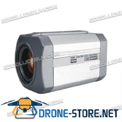 1/3 CCD SONY EFFIO DSP 300 Times Integrated Video Camera 650 Lines High Speed Color Camera