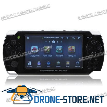4.3 inch Android 2.3 S601 4GB Game Player Gaming Tablet PC-Black