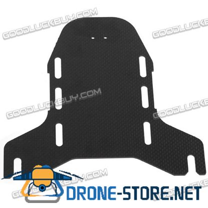 3K Carbon Battery Tray Battery Retrofit Plate Board Set for DJI Spreading Wings S800 Hexcopter