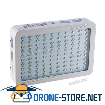 1000W Full Spectrum LED Grow Light for Indoor Medical Plant Veg Bloom AC85-265V