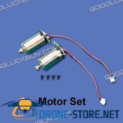 Walkera X100 Parts HM-X100-Z-08 Motor Set