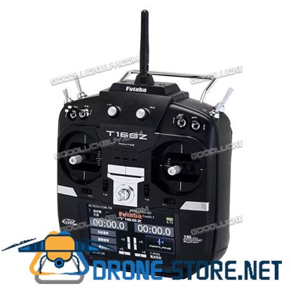 Futaba 16SZ Radio Controller Transmitter 16 Channel 2.4G with R7008SB Receiver for Multicopter