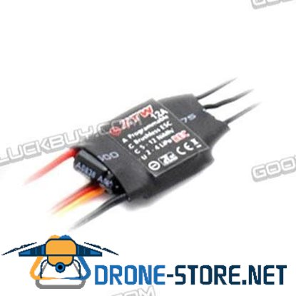AL-ZTW 12A Programmable BEC Brushless BEC for Quadcopter Multicopter