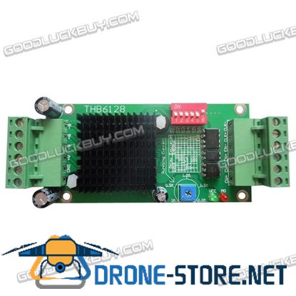 THB6218 2A Stepper Motor Controller Driver w/Heat Sink for 42/57 Two-phase Stepper Motor
