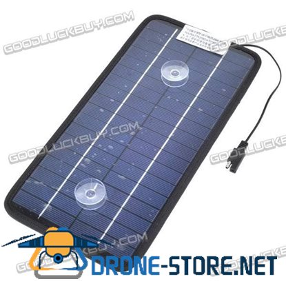 8W 18V 450mA Polysilicon Battery Charger Solar Power Panel  For Car Laptop