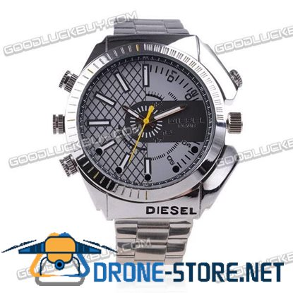 1080P HD Spy Camera Camcorder Watch Night Vision Waterproof 4GB W4000