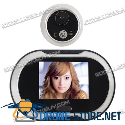 "3.5"" TFT LCD Digital Door Peephole Viewer Home Security Camera"