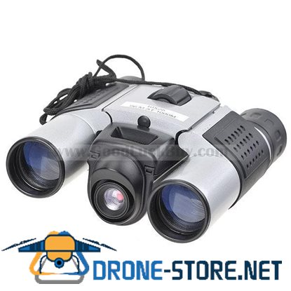 10*25 300KP Digital Binocular and Camera Combo (64MB Memory)