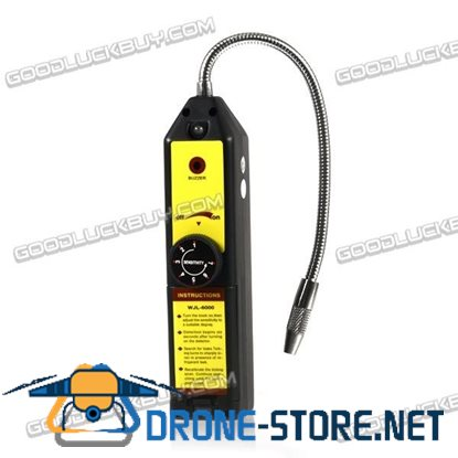 WJL-6000 Electronic Halogen Gas Leak Detector Check Air Conditioning HAVC