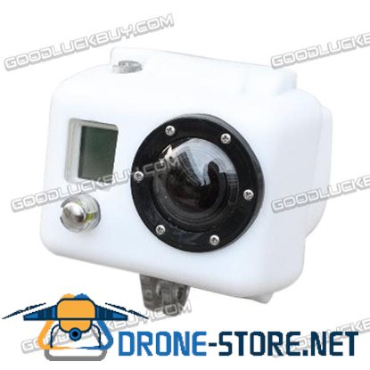 TMC Protective Silicone Case Cover for Gopro HD Hero2 (White)