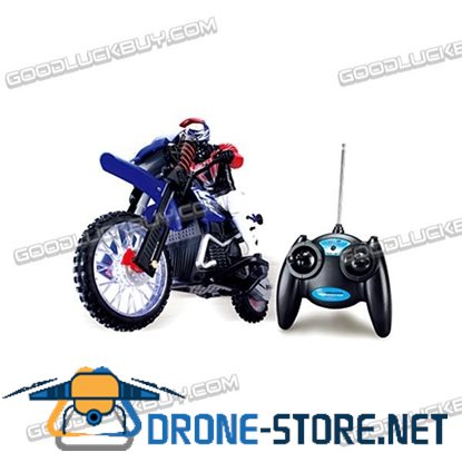 0528 1/6 Scale Electric Remote Control RC Drifting Bike Motorcycle Motorbike