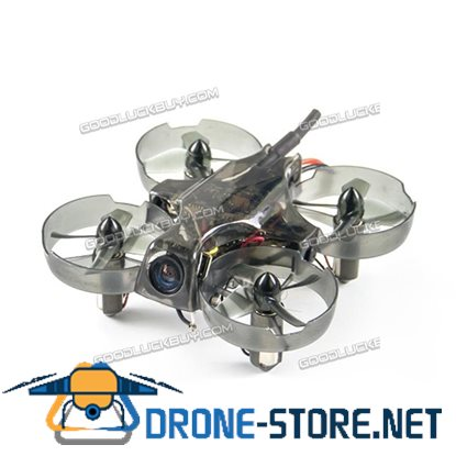 X-Racer X-1 Micro FPV Drone Quadcopter BNF Combo w/ Camera and 5.8G VTX Gray