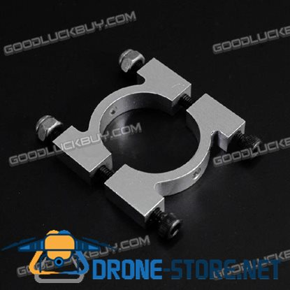 16mm Diameter Double Metal Fixture for Quadcopter Hexcopter Tube Fastening