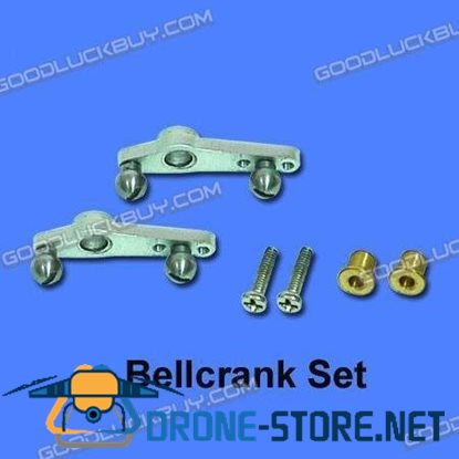 Walkera CB180LM Parts HM-CB180-Z-04 Bellcrank Set