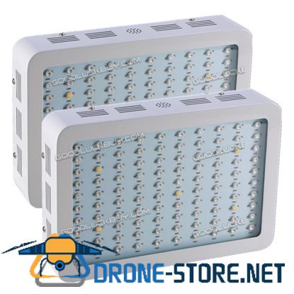 1000W Full Spectrum LED Grow Light for Indoor Medical Plant Veg Bloom 2pcs