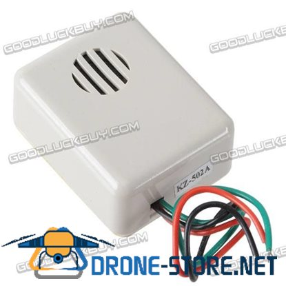 Anti-Noise Mini Pickup Sound Monitor 6*16mm with Case and Sticker